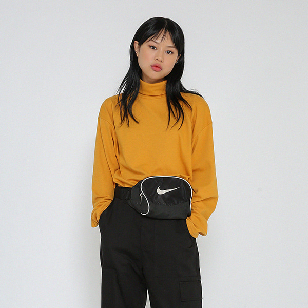 [NTNY-116] AXIS BOXY TURTLE-NECK T