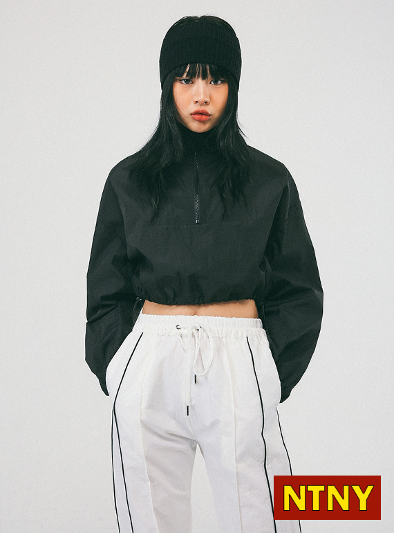 [NTNY-147] RINGLE CROP ANORAK